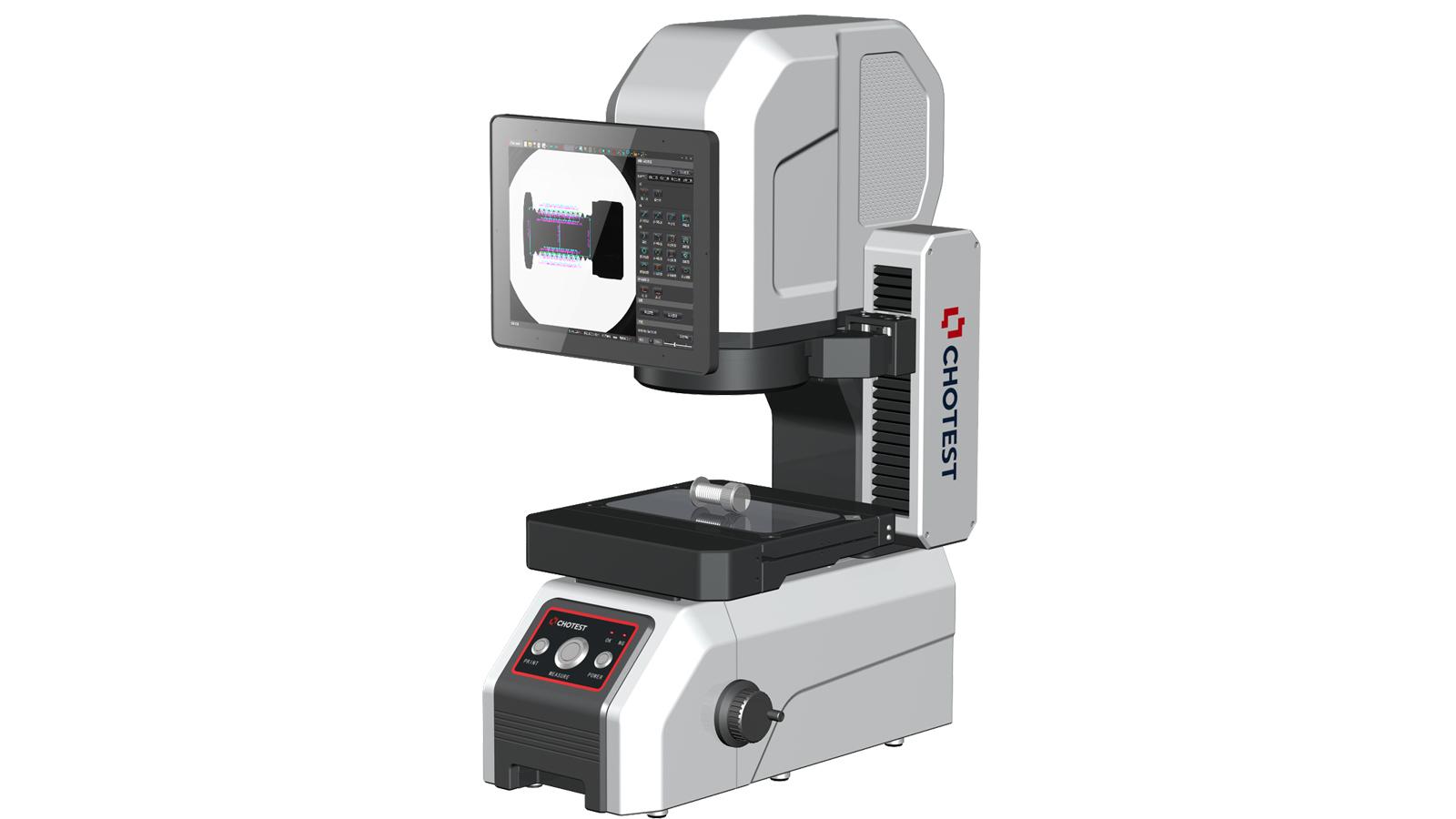 VX3000系列閃測儀,大視野整體成像,一鍵測量