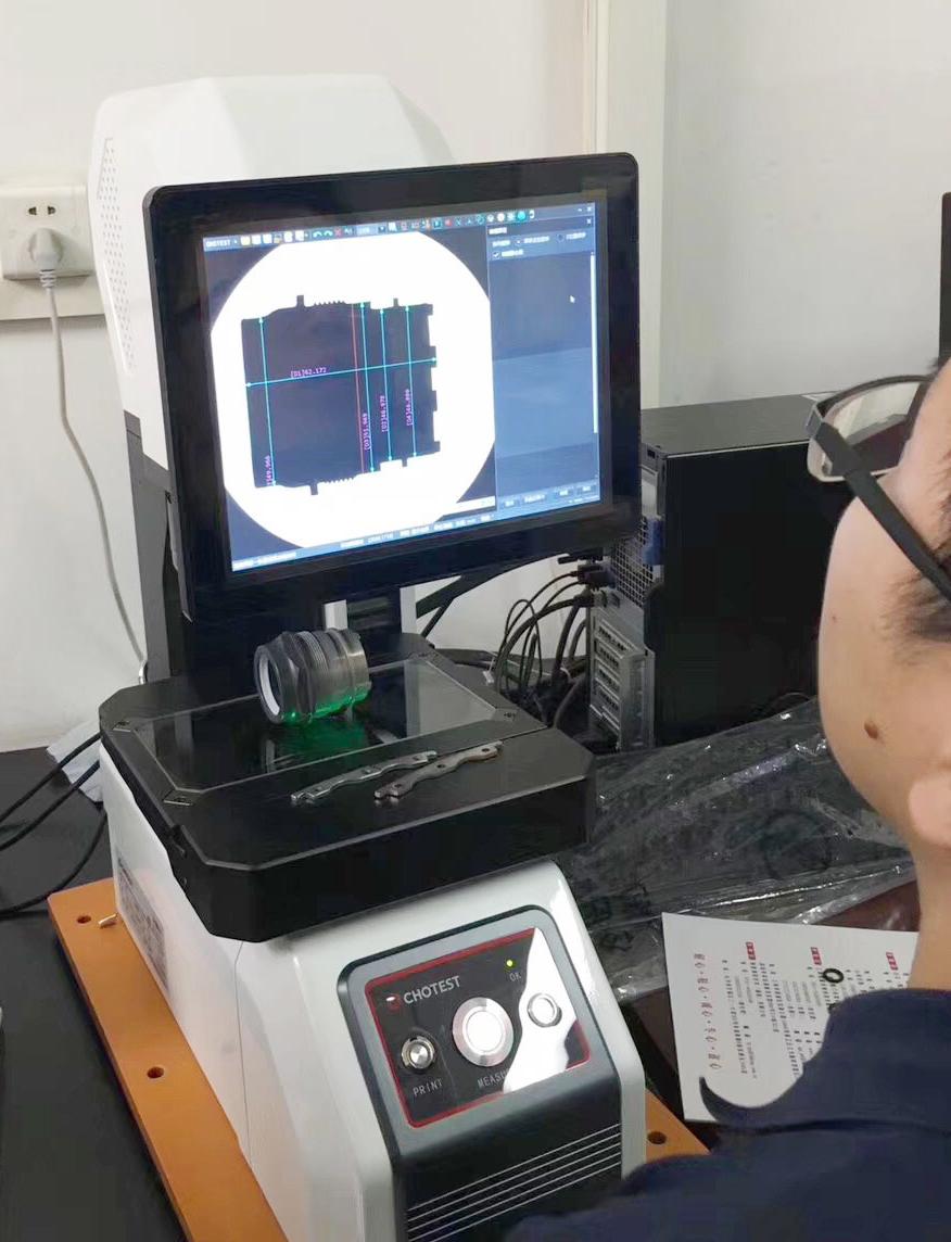 VX3000系列闪测仪,大视野整体成像,一键测量