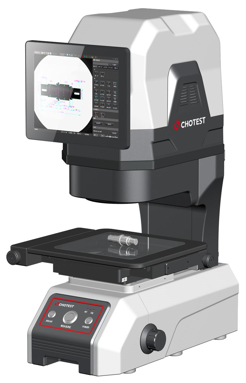 闪测仪应用案例:3C小五金尺寸测量